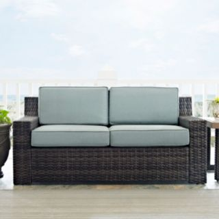 Crosley Furniture Beaufort Patio Loveseat