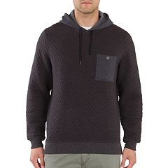 Men's Unionbay Quilted Pull-Over Hoodie