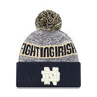 Adult New Era Notre Dame Fighting Irish Sport Knit Beanie