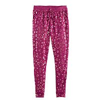 Girls 7-16 & Plus Size SO® Pocket Jogger Pants