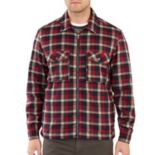 Men's Unionbay Ranger Flannel Shirt Jacket