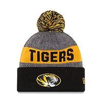 Adult New Era Missouri Tigers Sport Knit Beanie