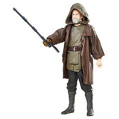 Star Wars Luke Skywalker (Jedi Exile) Force Link Figure by Hasbro