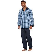 Men's Jockey Broadcloth Pajama Set
