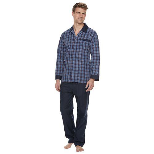 Men's Jockey Broadcloth Pajama Set