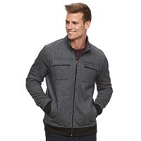 Men's Apt. 9® 4-Pocket Fleece Jacket