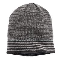 Men's Tek Gear® WarmTek Marled Striped Reflective Beanie