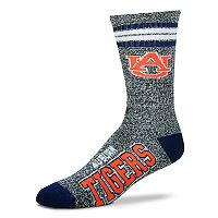 Adult For Bare Feet Auburn Tigers Got Marbled Crew Socks