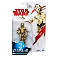 Star Wars C3PO Figure by Hasbro