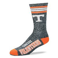 Adult For Bare Feet Tennessee Volunteers Got Marbled Crew Socks