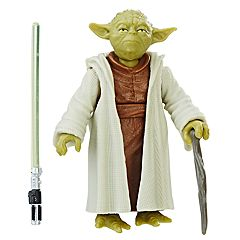 Star Wars Yoda Force Link Figure by Hasbro