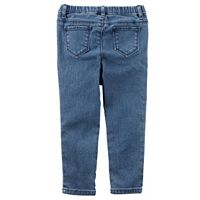 Girls 4-8 Carter's Pull-On Jeans
