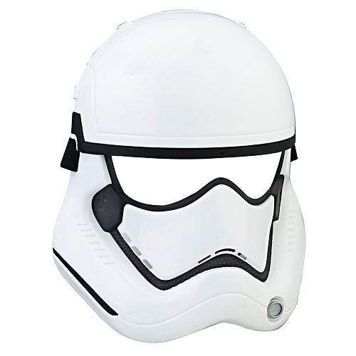 Star Wars: Episode VIII The Last Jedi First Order Stormtrooper Mask by Hasbro