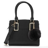 Apt. 9® Sugar Pom-Pom Mini Satchel