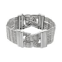 Simply Vera Vera Wang Interlocked Stretch Bracelet