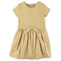 Girls 4-8 Carter's Daisy Print Dress