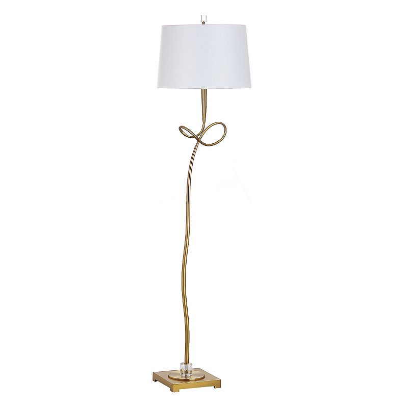 Safavieh Liana Floor Lamp. Gold