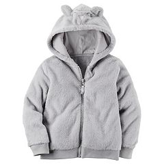 Girls 4-8 Carter's 3D Ear Hoodie