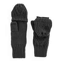 Women's Under Armour Around Town Flip-Top Convertible Mittens