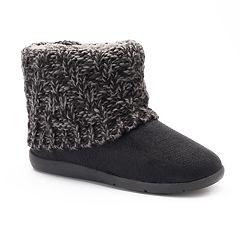 SONOMA Goods for Life™ Women's Knit Shaft Boot Slippers