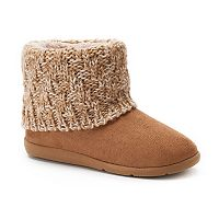 SONOMA Goods for Life™ Women's Knit Shaft Boot Slippers