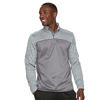 Men's Tek Gear® Space-Dyed WarmTek Quarter-Zip Fleece