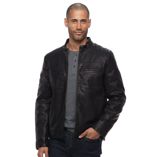 Men's Apt. 9® Moto Jacket