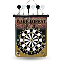 Wake Forest Demon Deacons Magnetic Dart Board