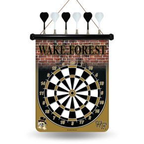 Wake Forest Demon Deacons Magnetic Dart Board