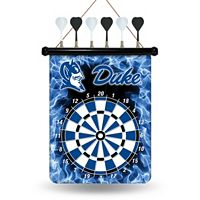 Duke Blue Devils Magnetic Dart Board
