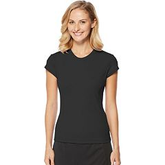 Women's Grand Slam Performance Cap Sleeve Golf Top