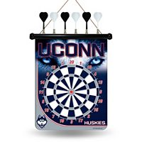 UConn Huskies Magnetic Dart Board