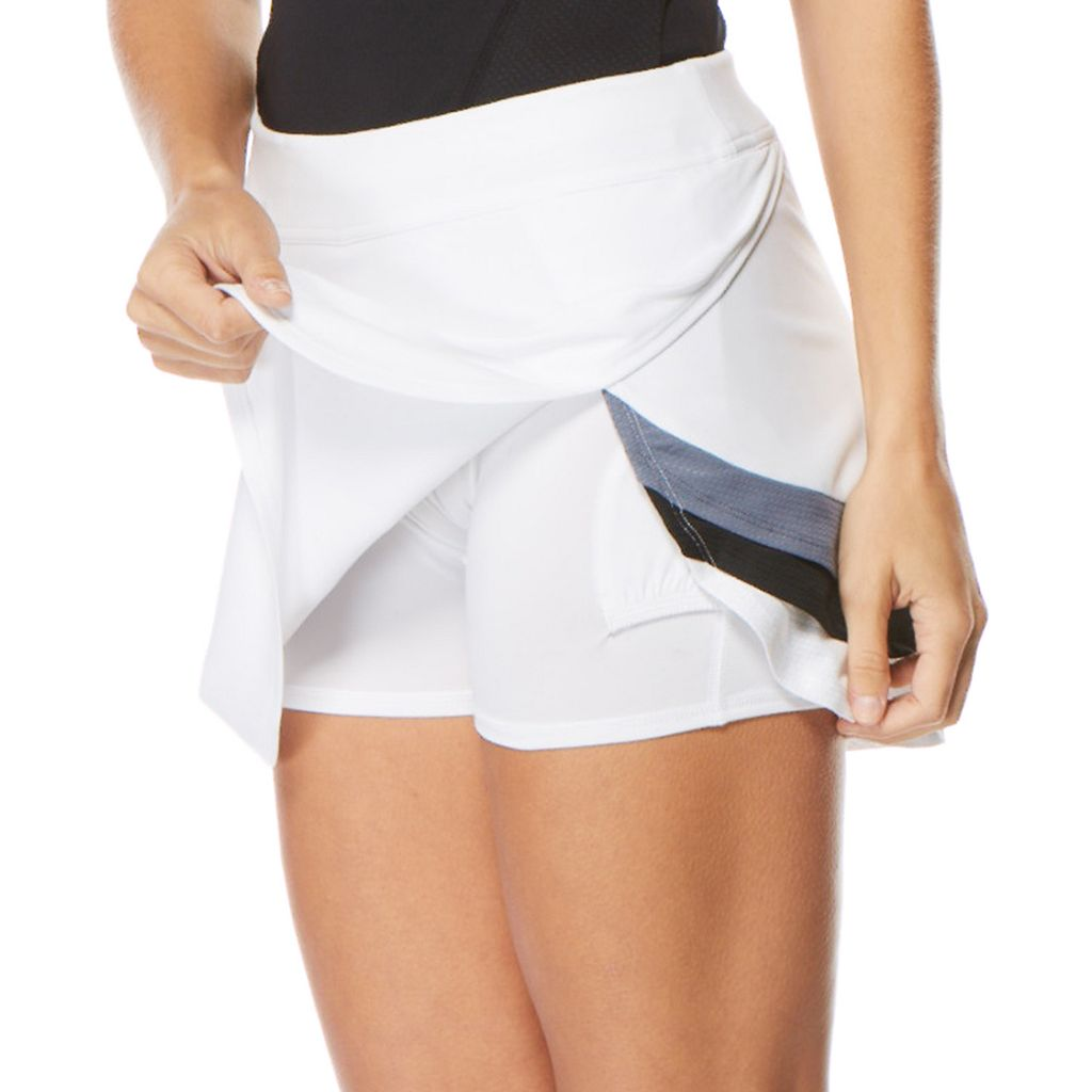 Women's Grand Slam Layered Color Block Golf Skort