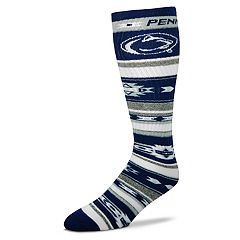Adult For Bare Feet Penn State Nittany Lions Tailgater Crew Socks