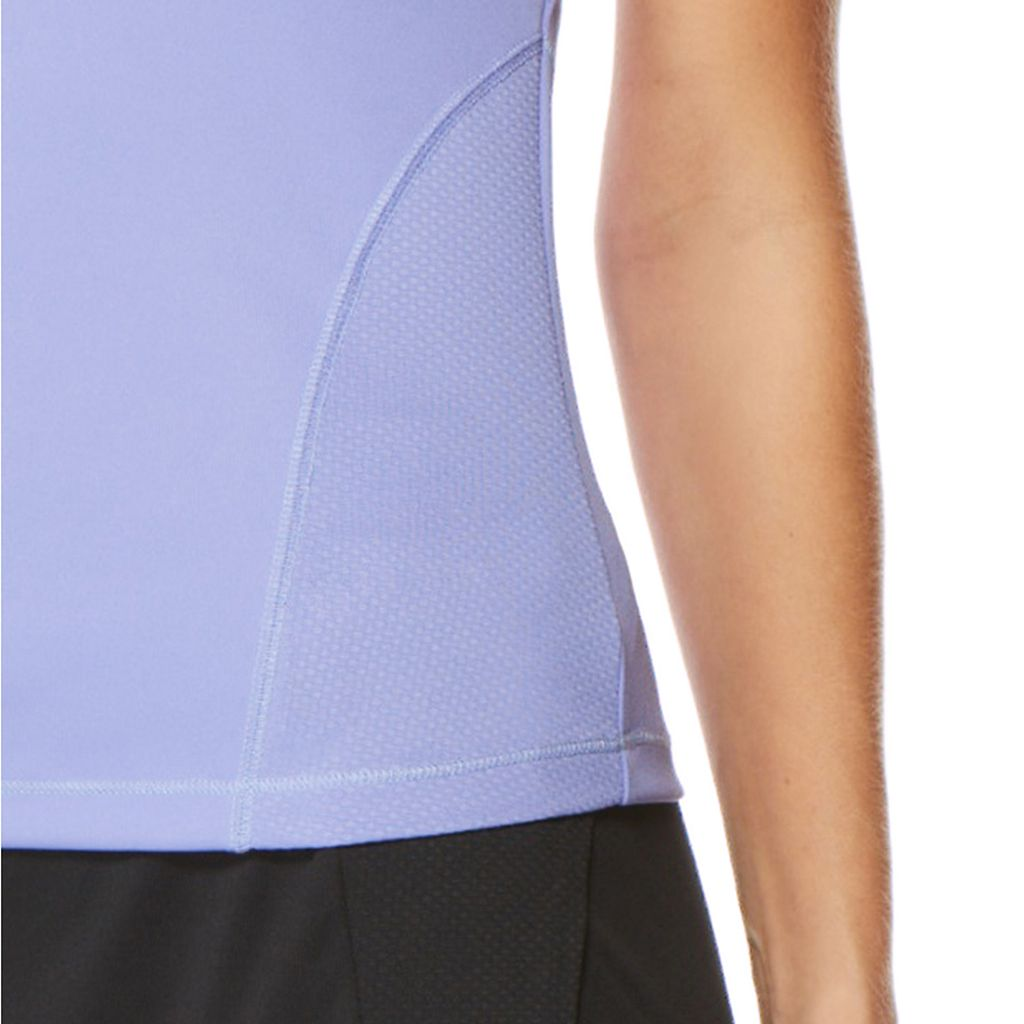 Women's Grand Slam Performance Sleeveless Knit Golf Tank