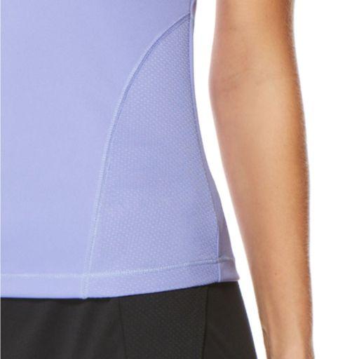 Women's Grand Slam Performance Sleeveless Knit Golf Tank
