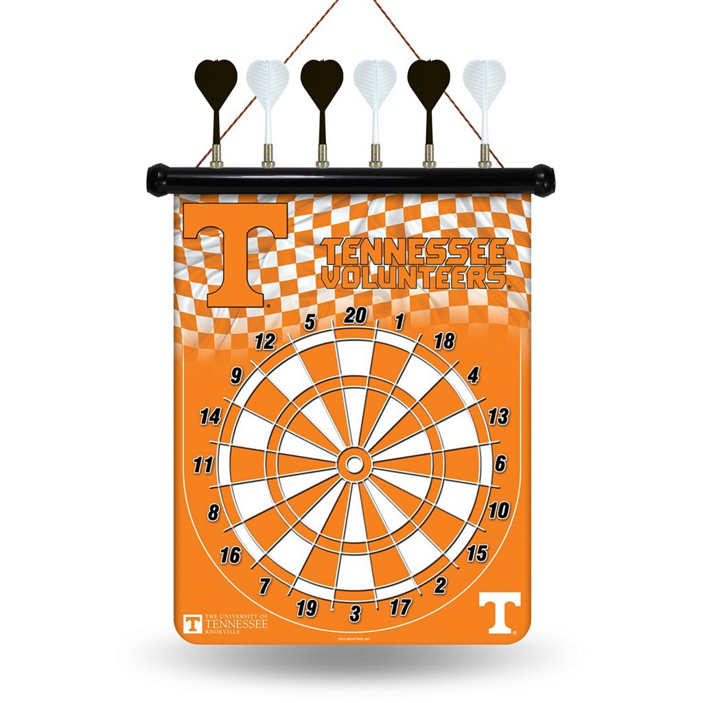Tennessee Volunteers Magnetic Dart Board