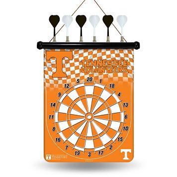 Tennessee Volunteers Magnetic Dart Board