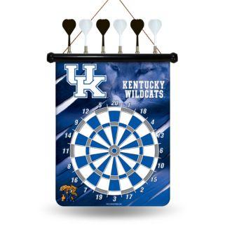 Kentucky Wildcats Magnetic Dart Board