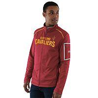 Men's Majestic Cleveland Cavaliers Historic Stature Jacket