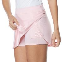 Women's Grand Slam Performance Solid Golf Skort