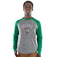 Men's Majestic Boston Celtics National Exposure Tee