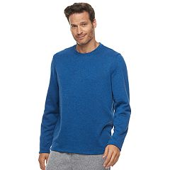 Men's Croft & Barrow® Ultra Soft Fleece Crewneck Tee