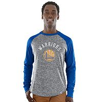 Men's Majestic Golden State Warriors National Exposure Tee