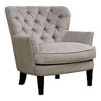 Pulaski Tufted Arm Accent Chair