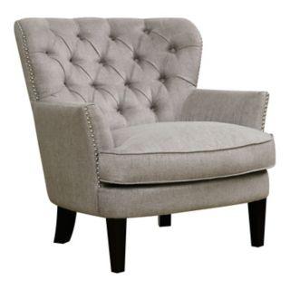 Pulaski Tufted Arm Accent Chair