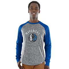Men's Majestic Dallas Mavericks National Exposure Tee