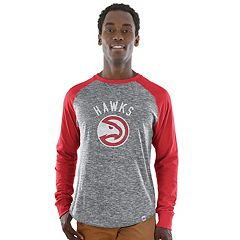 Men's Majestic Atlanta Hawks National Exposure Tee