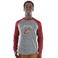 Men's Majestic Cleveland Cavaliers National Exposure Tee