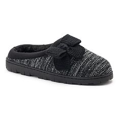 Women's SONOMA Goods for Life™ Knit Bow Clog Slippers